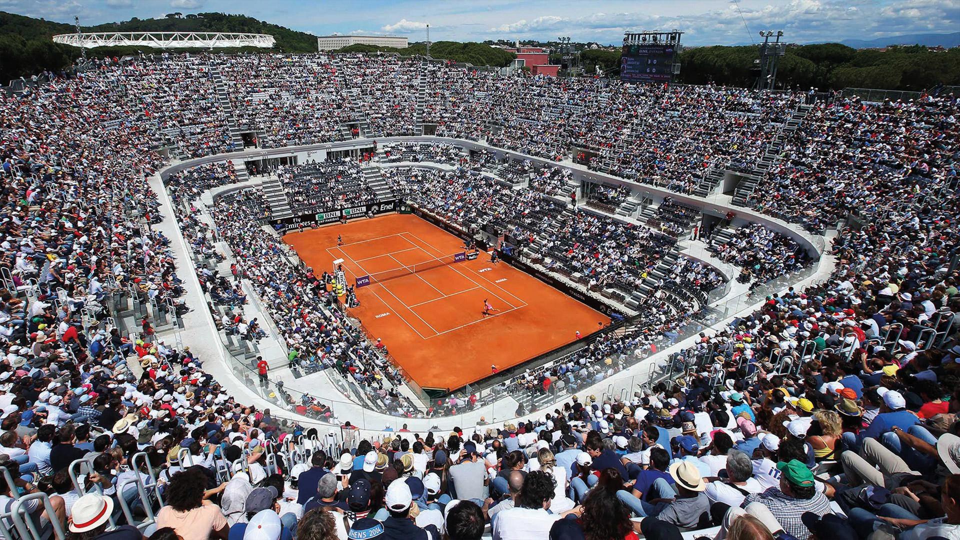 stadio-centrale-del-tennis-roma-partita