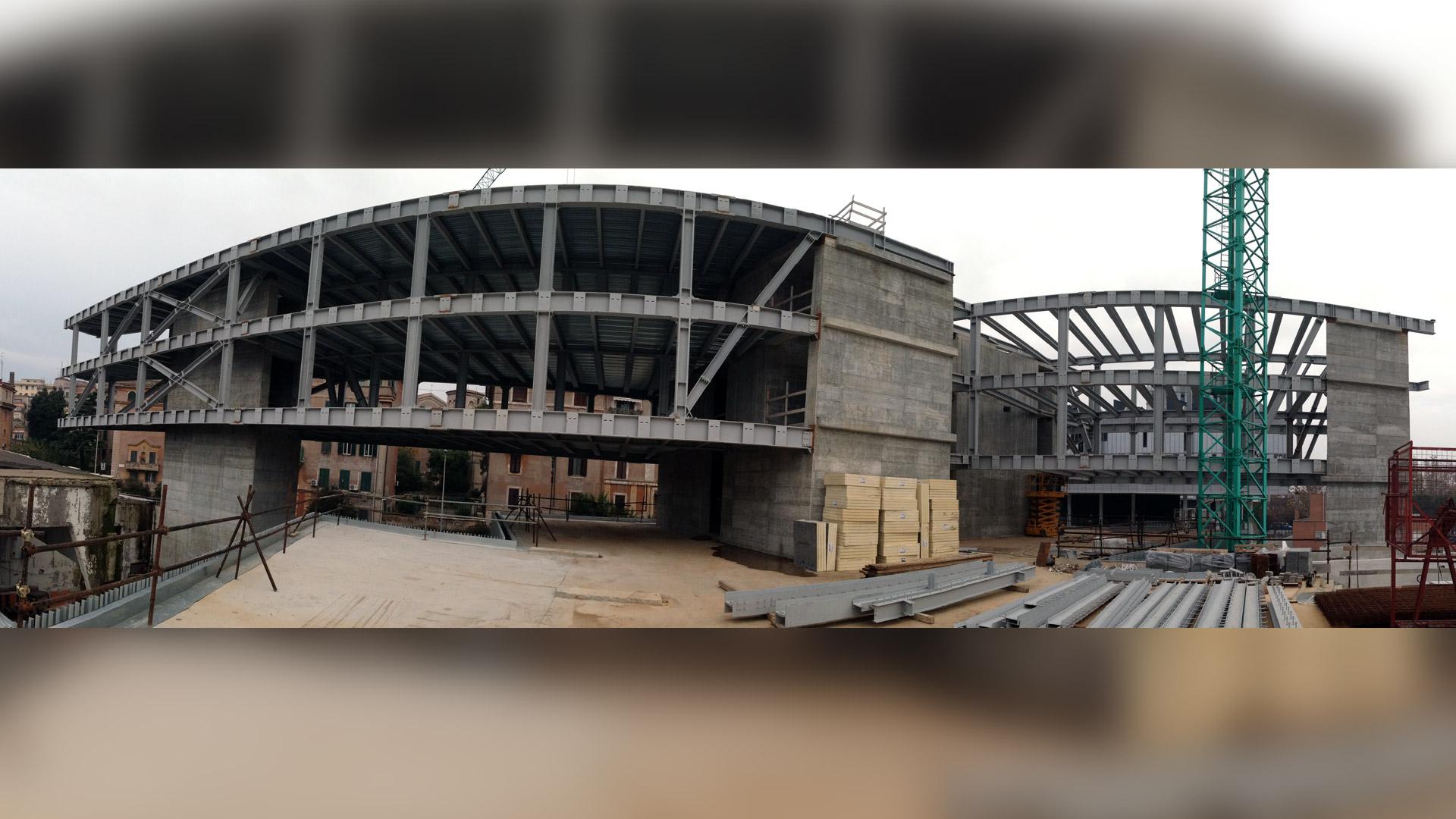 citta-del-sole-roma-struttura-completa-costruzione-carpenteria-civile